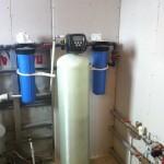 Установка системы химводоочистки