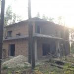 Утепление фасада древесной плитой Steico