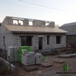 Строительство мансардного дома